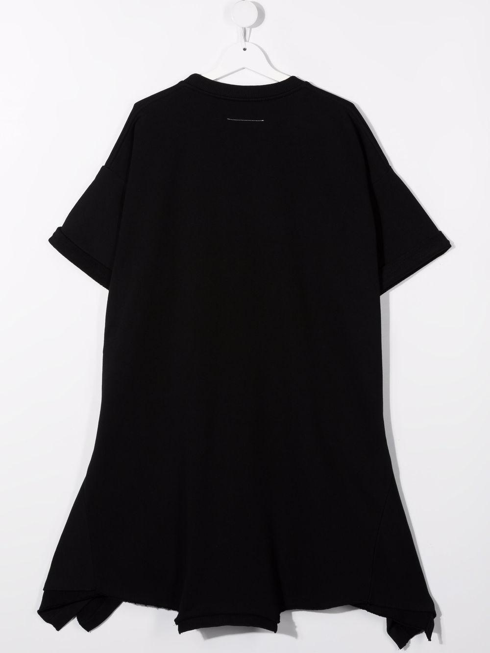MIRROR TEE DRESS MM6 MAISON MARGIELA |  | MM6D3UM60023MM007M6900##