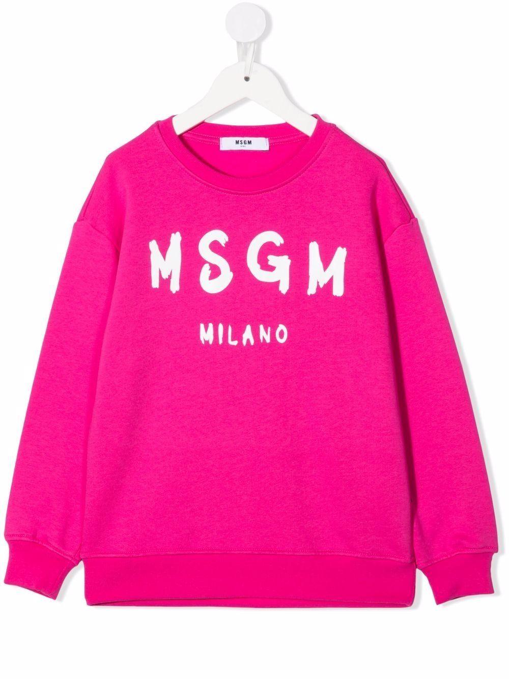 FELPA LOGO MSGM kids | Felpa | MS027672044#