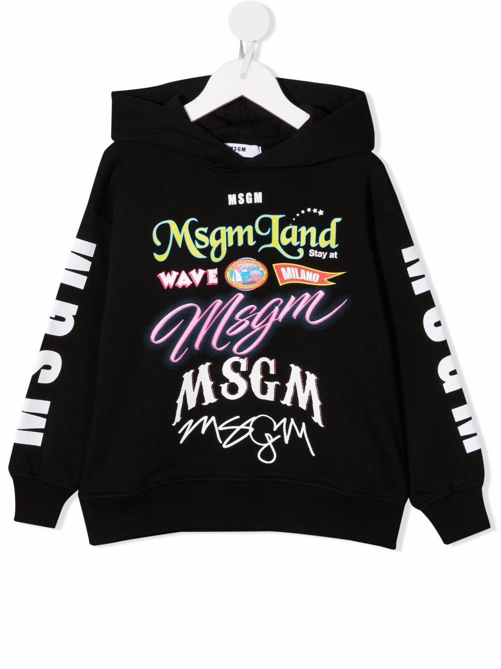 HOODIE MSGM kids | Hoodie | MS028720110#