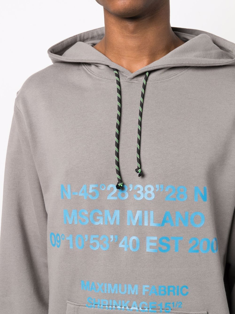 FELPA MSGM | Felpa | 3140MM18221759992