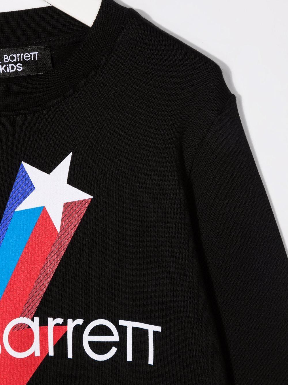 STAR LOGO SWEAT NEIL BARRETT KIDS | Felpa | 028960110#