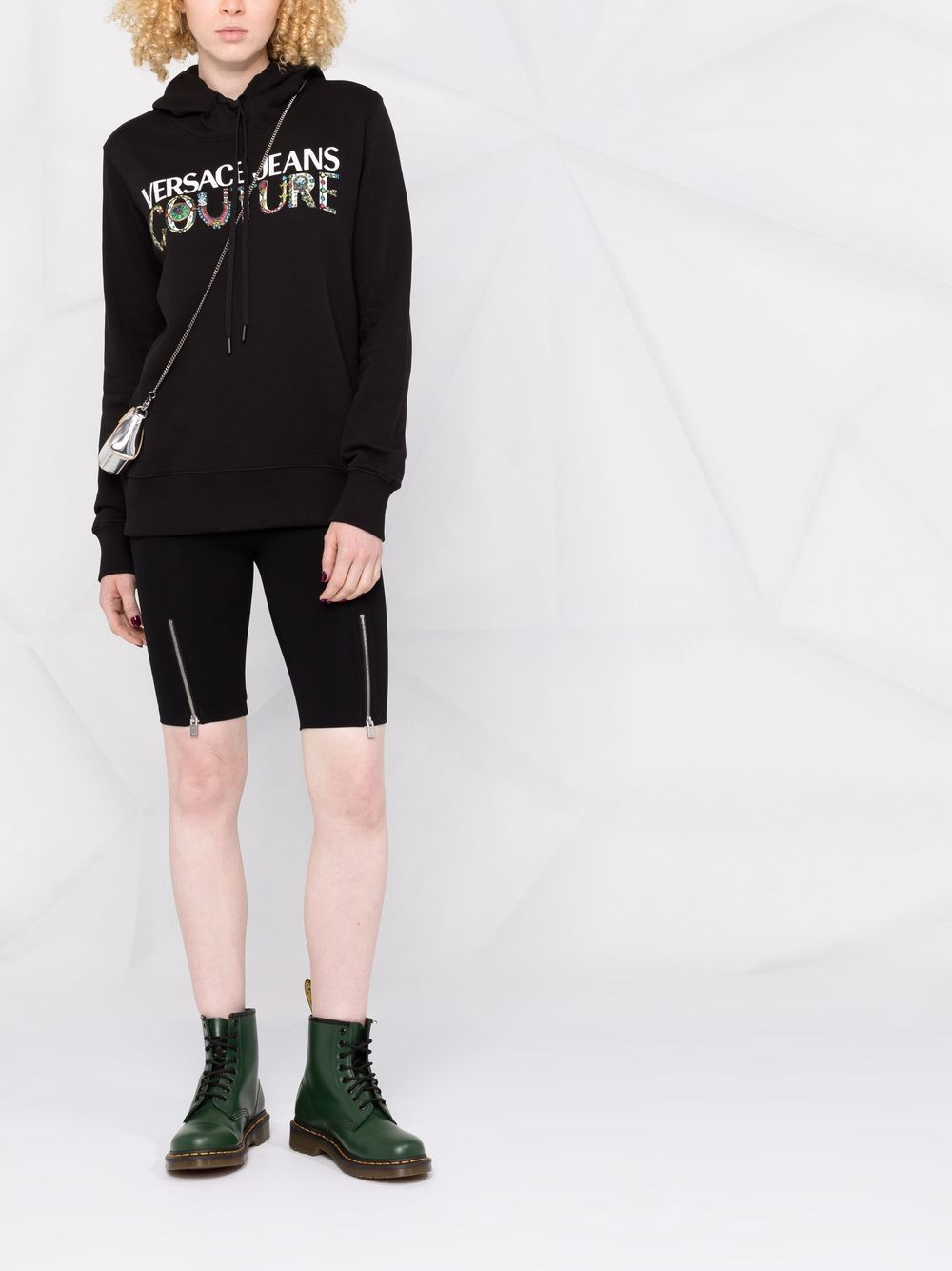 VERSACE JEANS COUTURE | Hoodie | 71HAIF04CF00F899