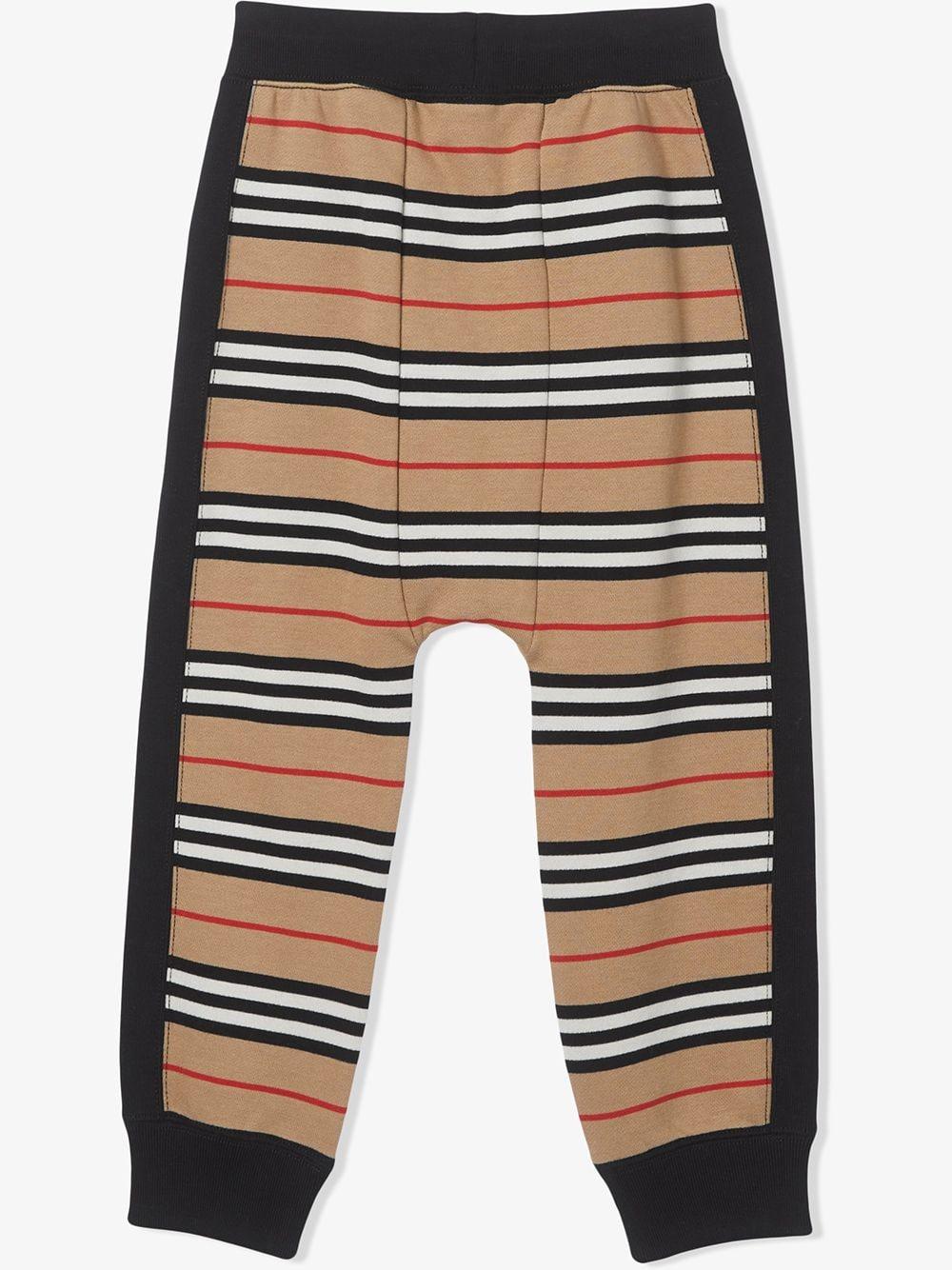 pantalone check BURBERRY KIDS | Pantalone | 8022671A7026#
