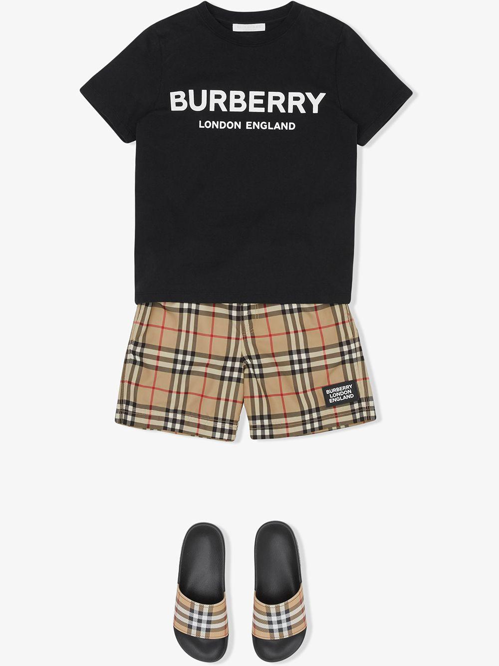 costume check BURBERRY KIDS | Costume | 8026464A7028#