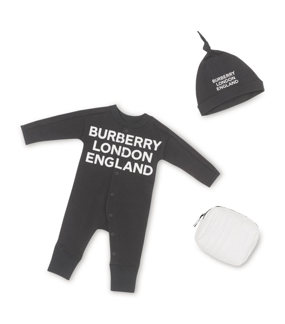 SET NEONATO BURBERRY KIDS | Set | 8030585A1189
