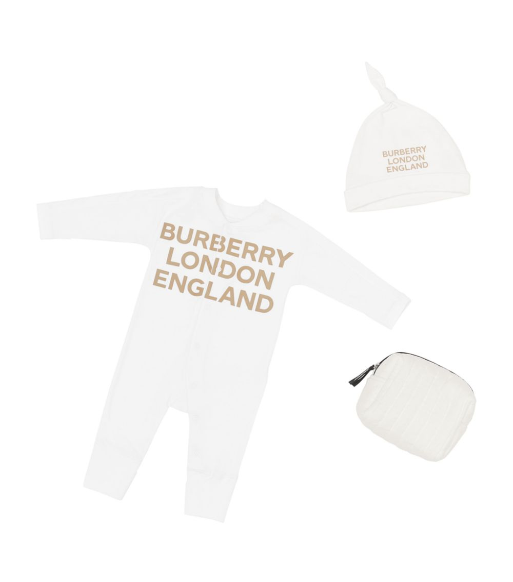 SET NEONATO BURBERRY KIDS | Set | 8030586A1464