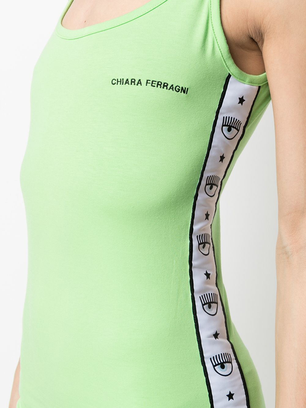 CHIARA FERRAGNI      CFDR050GREEN