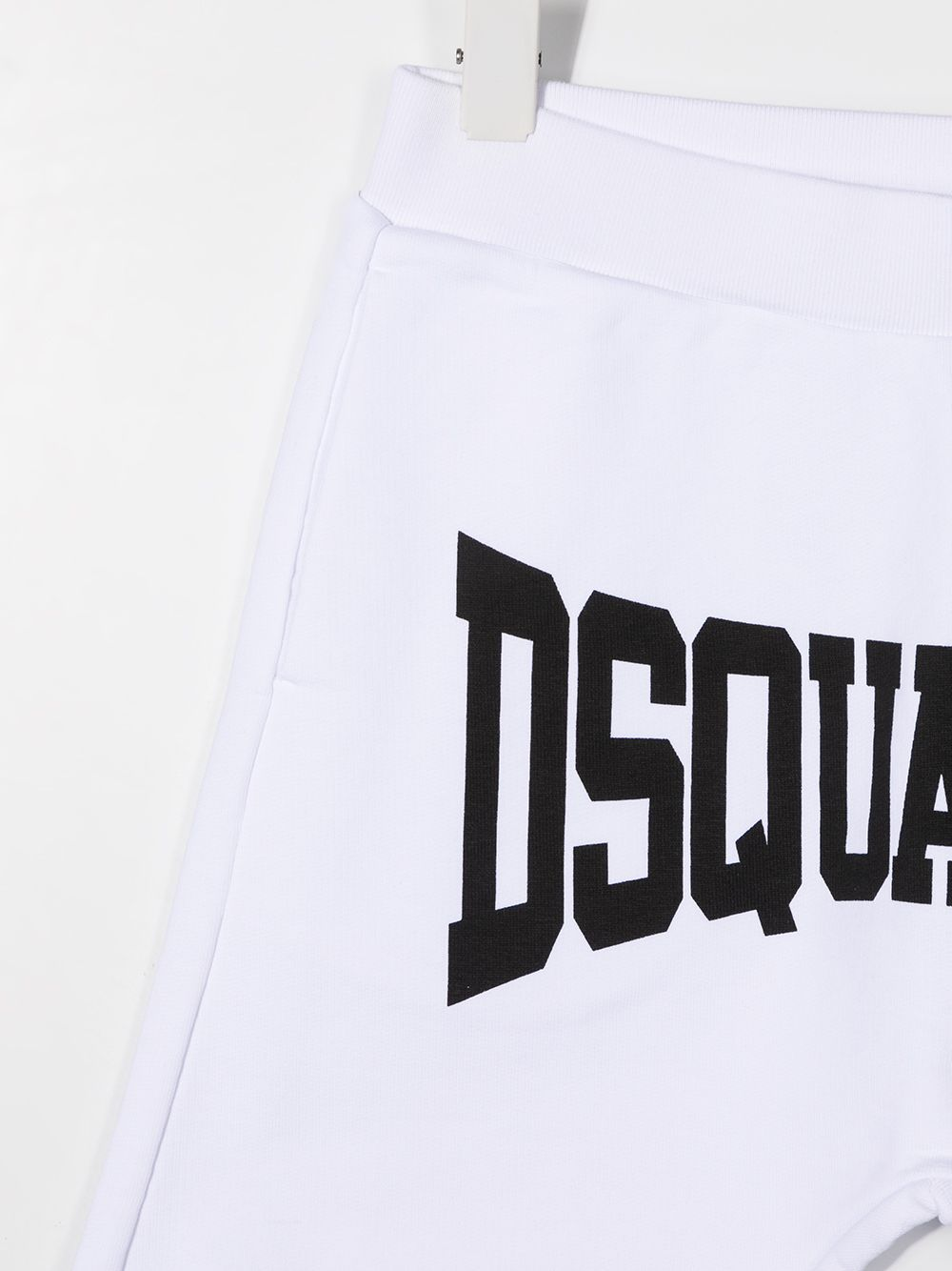 short bianco DSQUARED KIDS | Shorts | D2P342MDQ0214D002YDQ100#