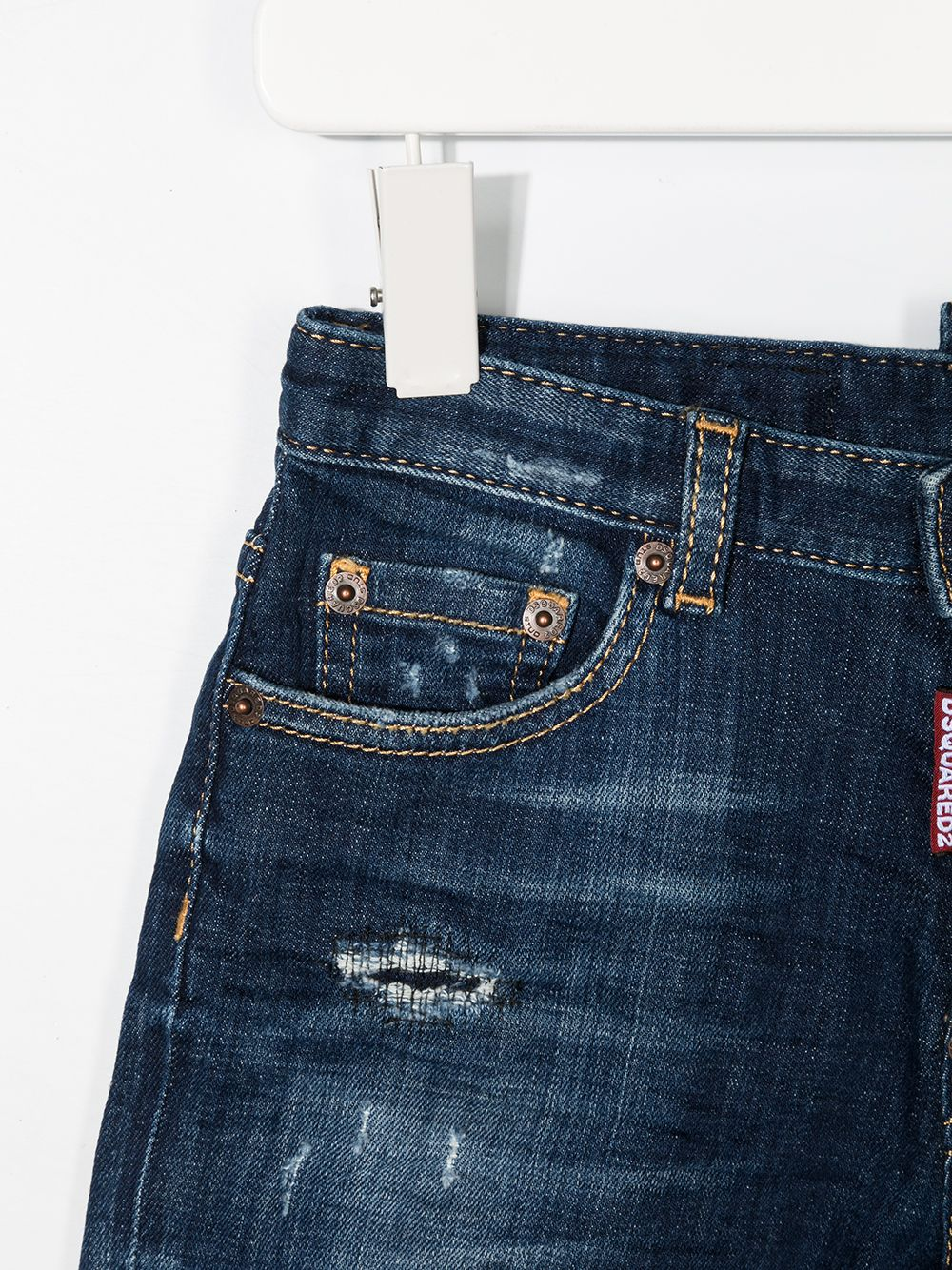 short in jeans DSQUARED KIDS   Pantalone   D2P356MDQ0261D006GDQ01#