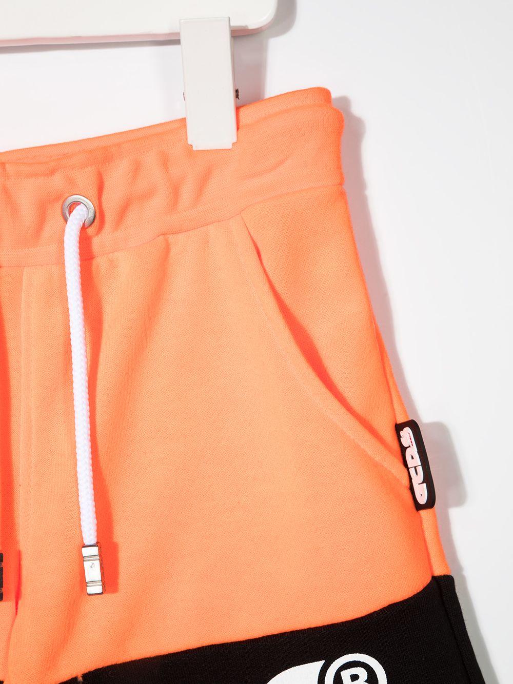 short arancio GCDS KIDS | Shorts | 027610FL176#
