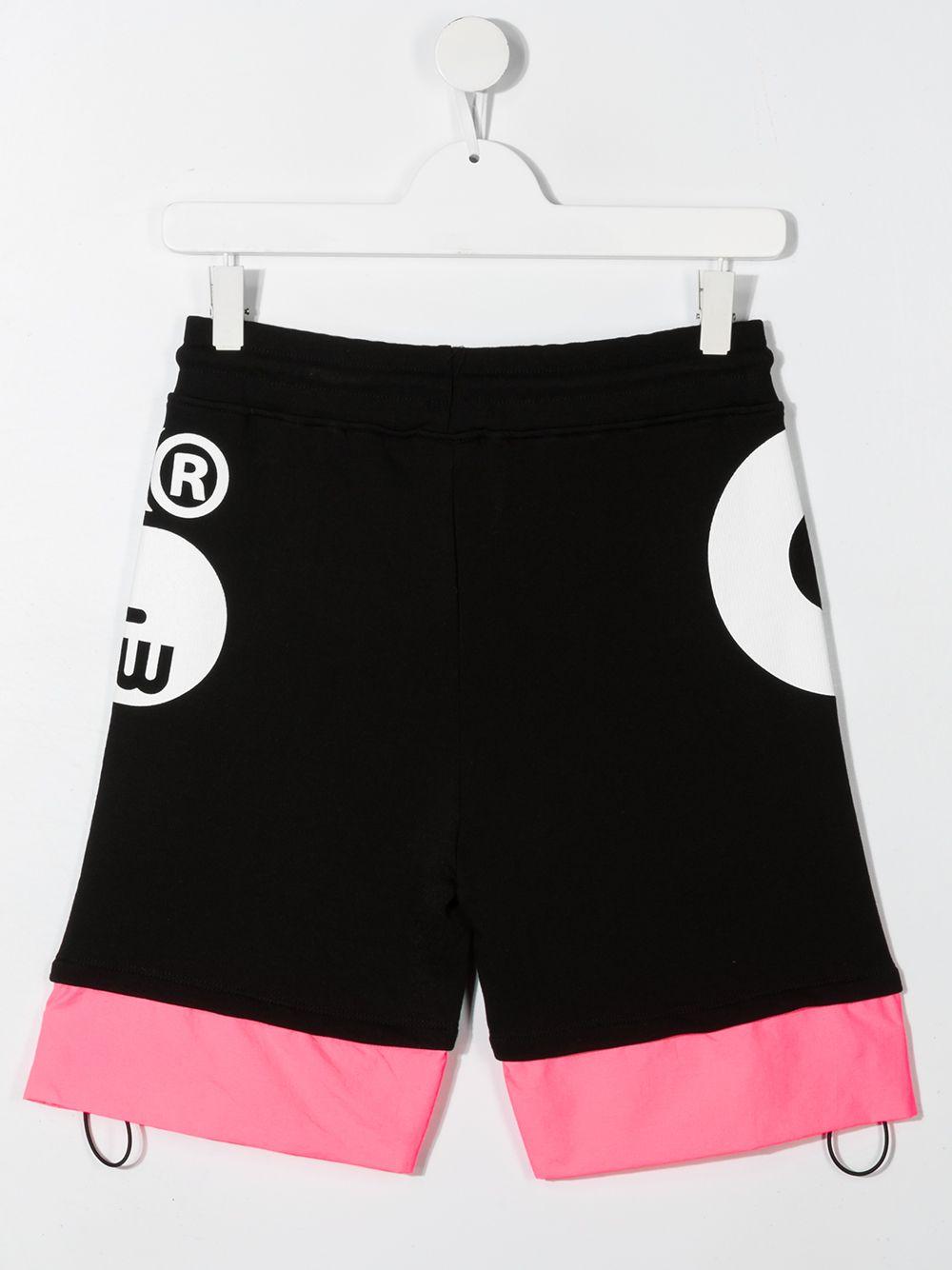 short fucsia GCDS KIDS   Shorts   027615110/27##