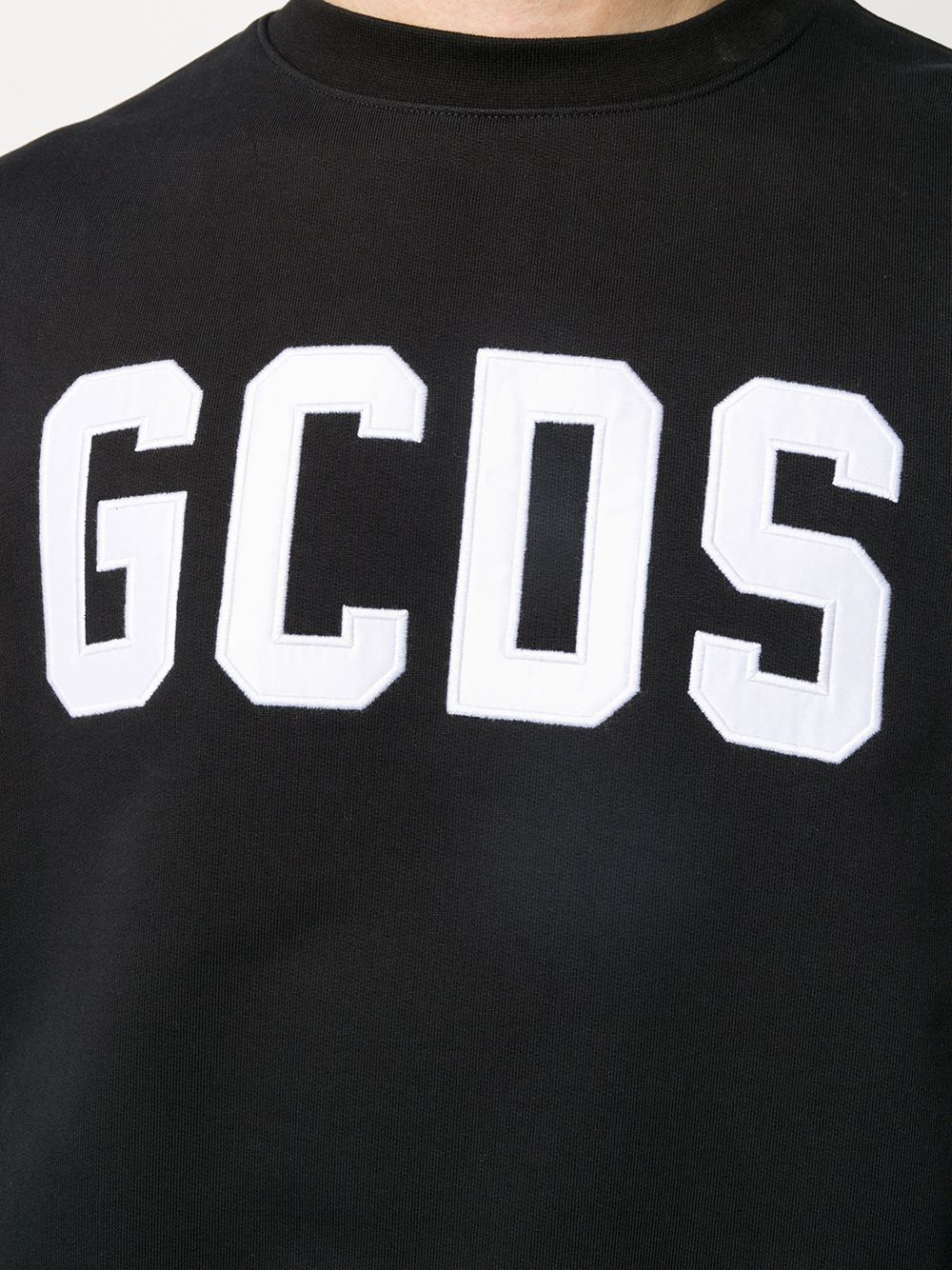 GCDS      CC94M021003BLACK