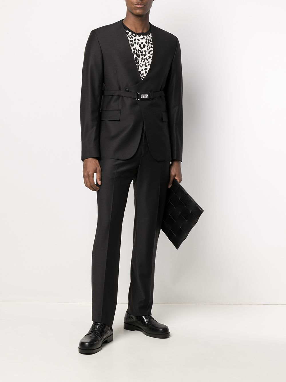 GCDS | Dress | SS21M060500BLACK
