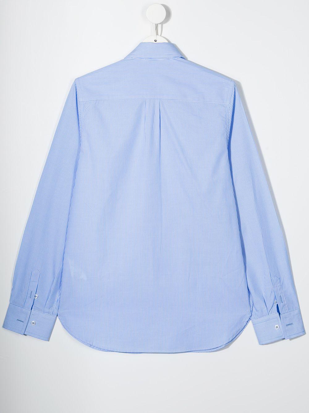 camicia celeste MSGM kids | Camicia | MS027646200##