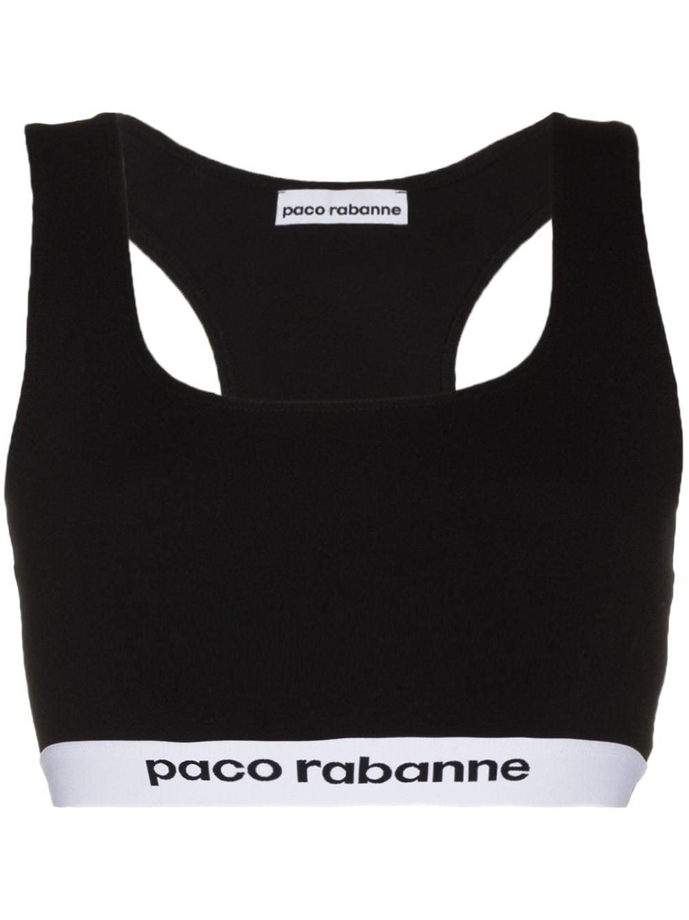 TOP CON FASCIA LOGO PACO RABANNE | Top | 19EJT0001VI0071001