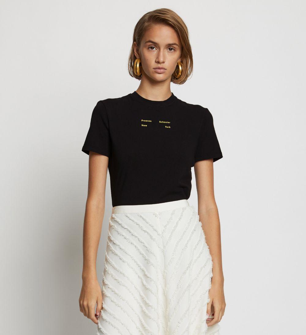 PROENZA SCHOULER | T-shirt | WL211422600200