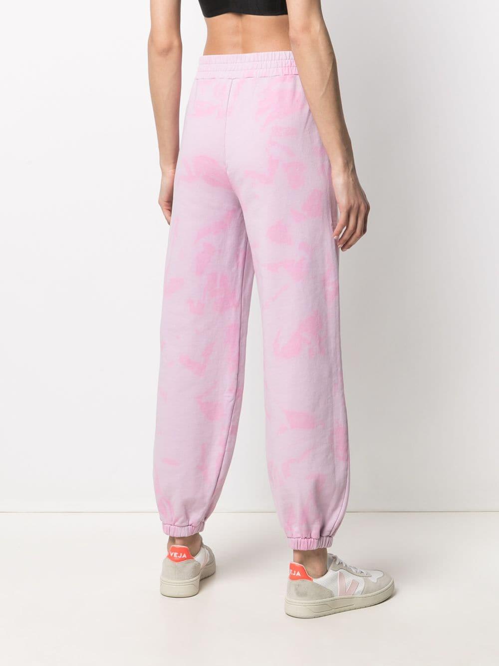 pantalone rosa VERSACE JEANS COUTURE | Pantalone | A1.HWA1VA.30443O25