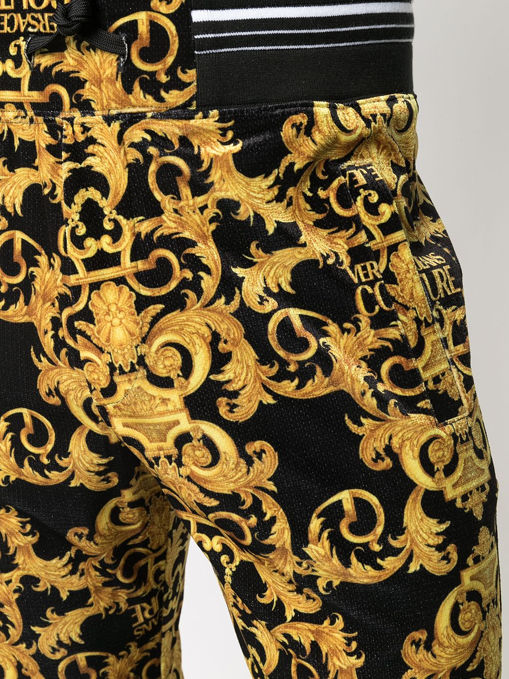 PANTALONE BAROCCO VERSACE JEANS COUTURE | Pantalone | A2.GWA1F1.S0034899