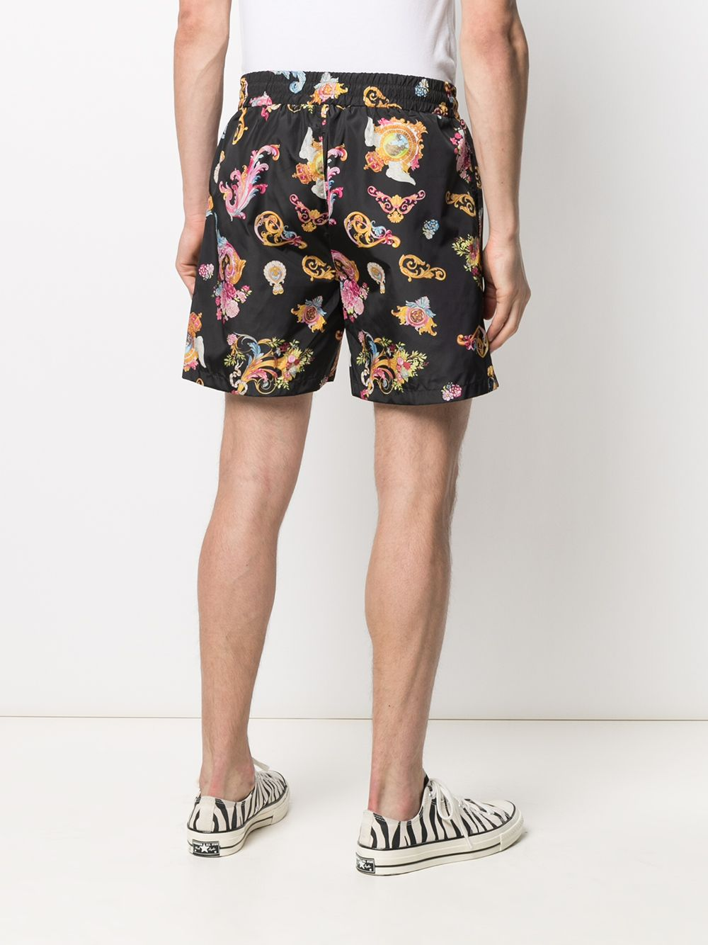COSTUME NERO VERSACE JEANS COUTURE | Shorts | A4.GWA1A6.25191899