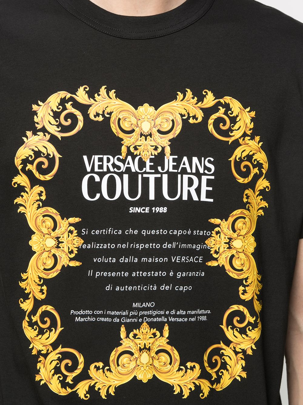 VERSACE JEANS COUTURE |  | B3.GWA7TJ.30319K42