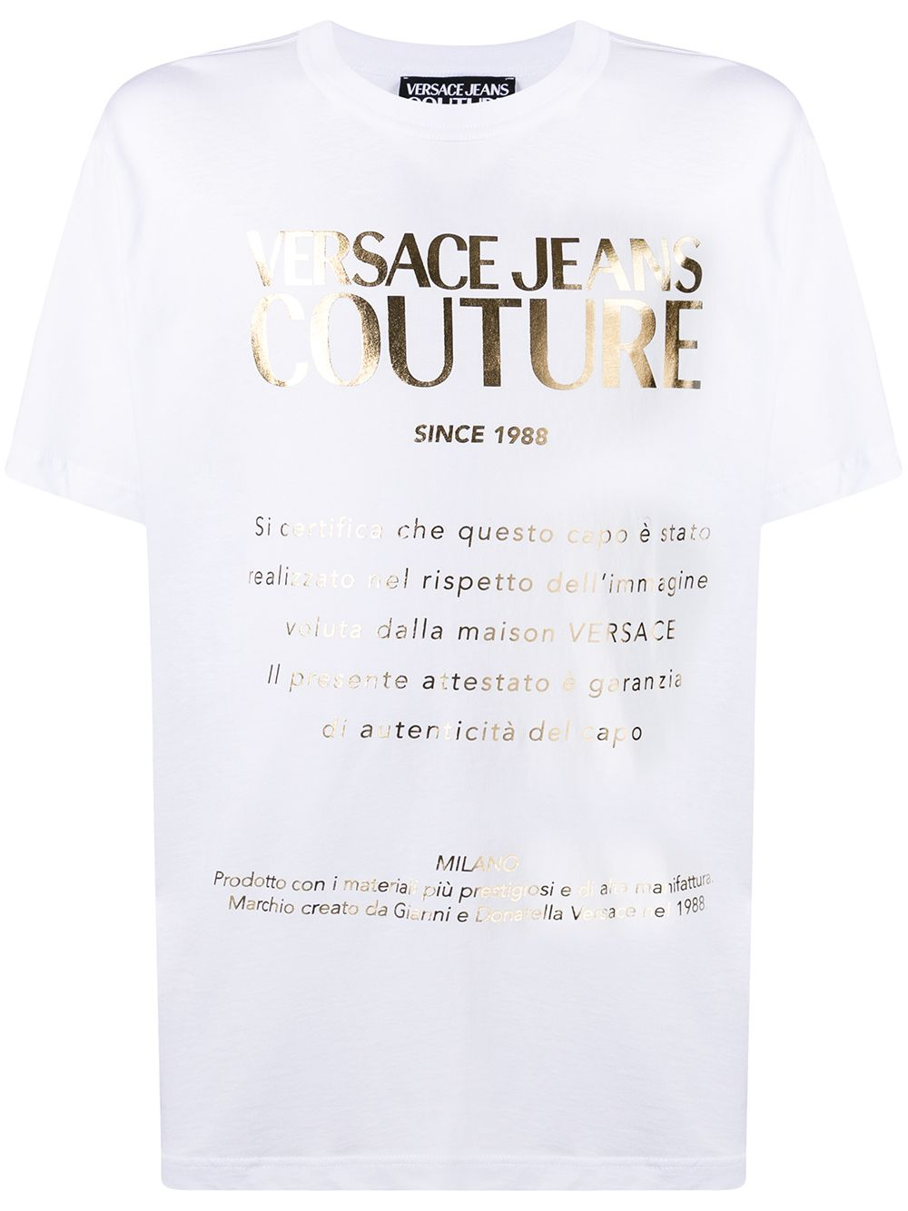 VERSACE JEANS COUTURE |  | B3.GWA7VT.30319K41