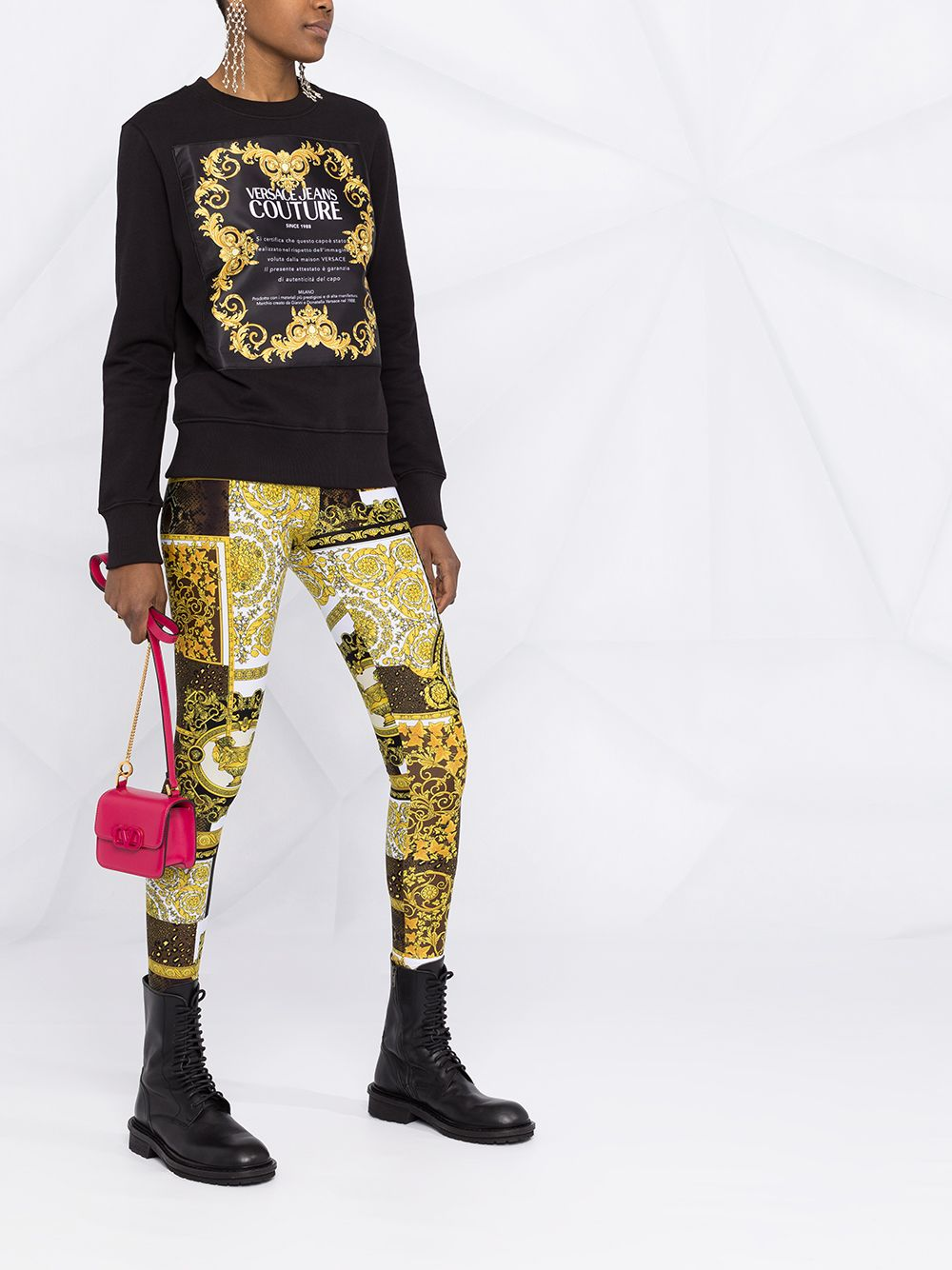 VERSACE JEANS COUTURE |  | B6.HWA7FE.30453899