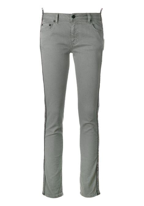 DENIM TAPE OFF-WHITE | Pantalone | OWCE006F177131820808