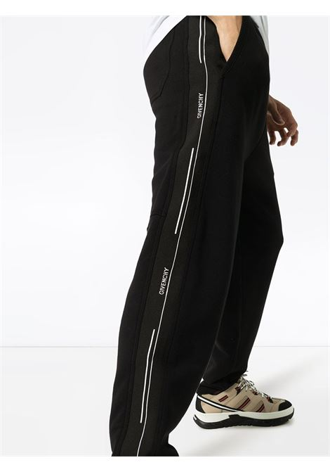 TRACK PANT GIVENCHY | Pantalone | BM50F130AF001
