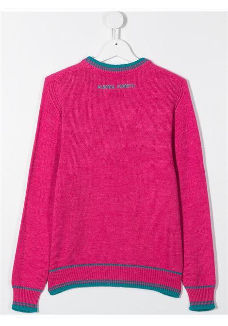 maglione rosa ALBERTA FERRETTI KIDS | Maglia | 025416044##