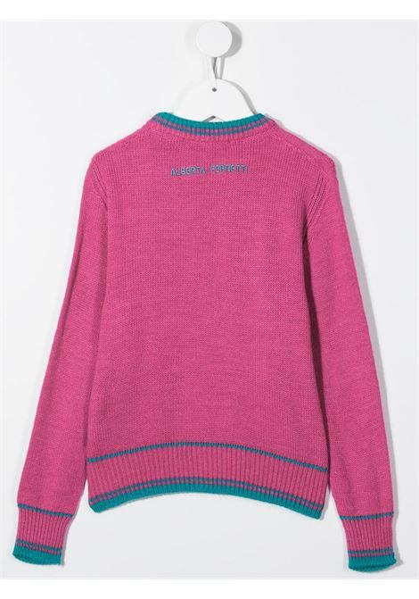 maglione rosa ALBERTA FERRETTI KIDS | Maglia | 025416044#