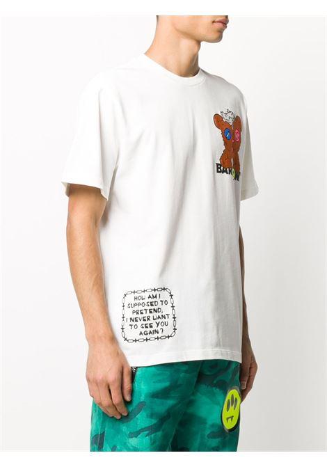 T-SHIRT BIANCA BARROW | T-shirt | 028043002