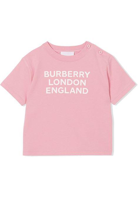 T-SHIRT ROSA BURBERRY KIDS | T-shirt | 8028822A3245