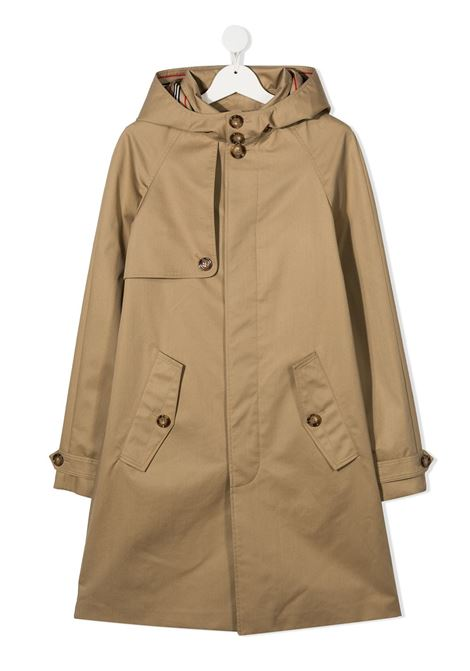 TRENCH BEIGE BURBERRY KIDS | Trench | 8029300A1366##