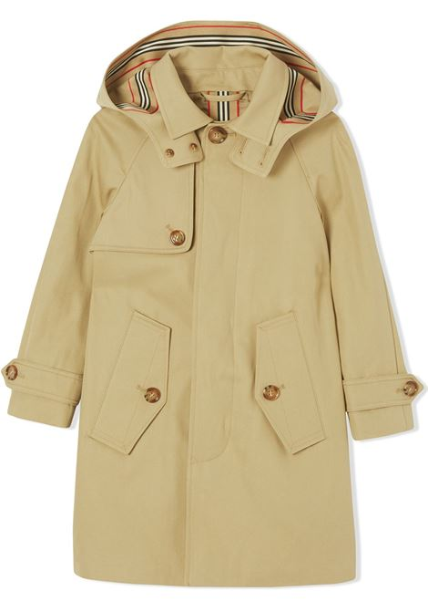 TRENCH BEIGE BURBERRY KIDS | Trench | 8029300A1366#