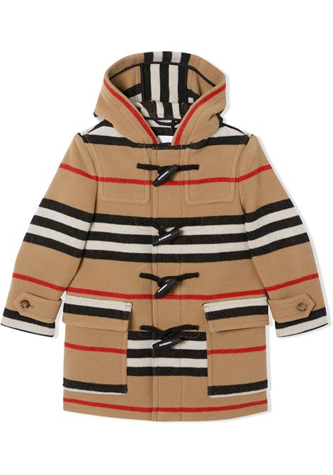 CAPPOTTO CHECK BURBERRY KIDS | Cappotto | 8029863A7029#