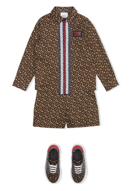 BURBERRY KIDS |  | 8029980A7436#
