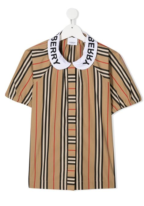 CAMICIA CHECK BURBERRY KIDS | Camicia | 8030579A7029##