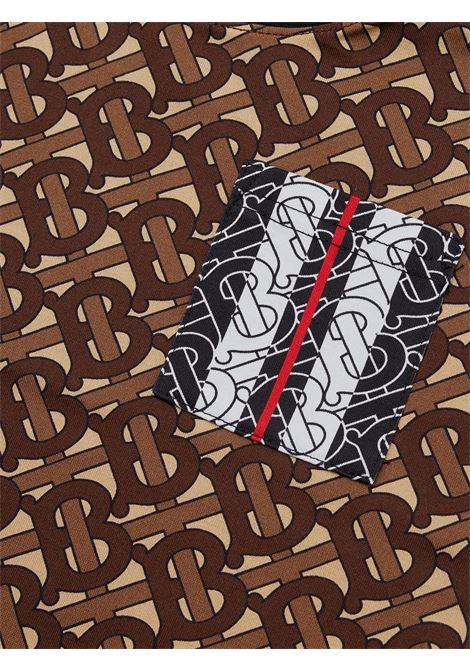 T-SHIRT FANTASIA BURBERRY KIDS | T-shirt | 8031827A7436