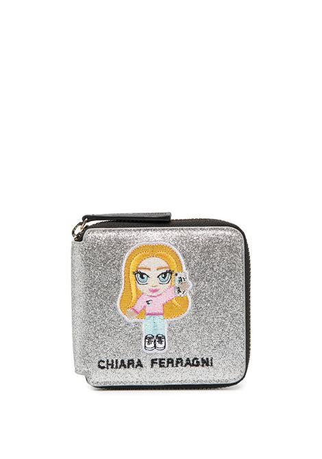 CHIARA FERRAGNI |  | CFWA005ARGENTO
