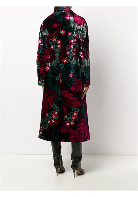 CAPPOTTO PRUGNA DRIES VAN NOTEN | Cappotto | RUBERTA1510FUC