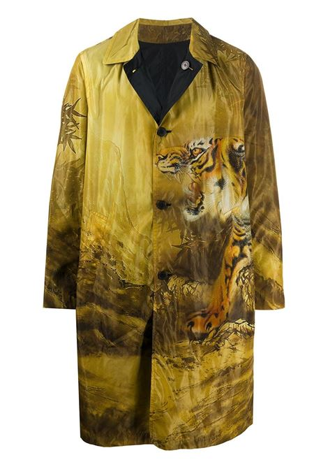 CAPPOTTO FANTASIA DRIES VAN NOTEN | Cappotto | RYDREV1314NAV