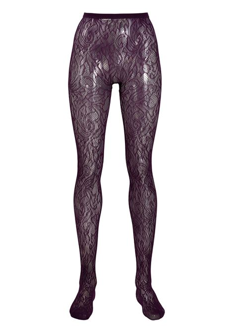 DRIES VAN NOTEN |  | TIGHTS202/001MAUVE