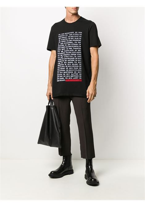 T-SHIRT NERA DRKSHDW | T-shirt | DU20F1250RNEP109110