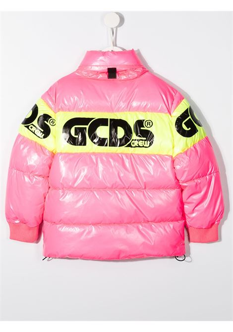 BOMBER ROSA GCDS KIDS | Giacca | 025754134#