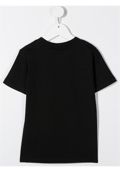 maglia nera GCDS KIDS | T-shirt | 025761110#