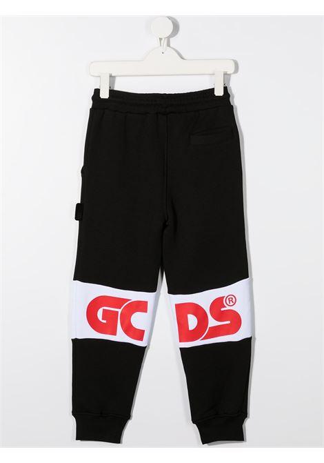 PANTALONE NERO GCDS KIDS | Pantalone | 025765110#
