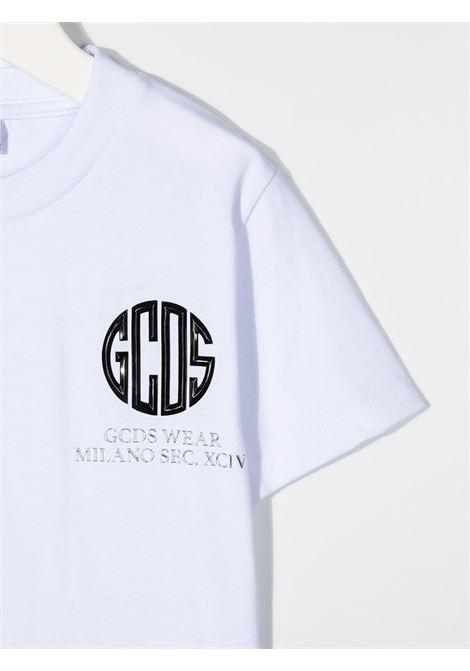 T-SHIRT BIANCA GCDS KIDS | T-shirt | 025769001#