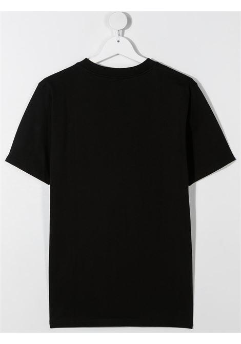 T-SHIRT NERA GCDS KIDS | T-shirt | 025769110##