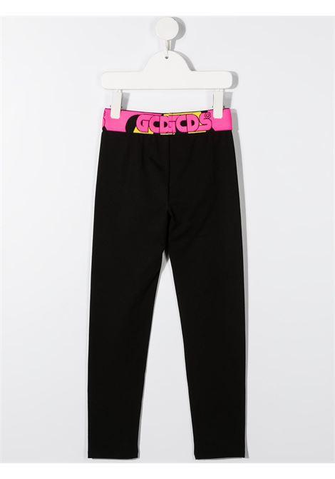 leggings nero GCDS KIDS   Leggings   026189110#