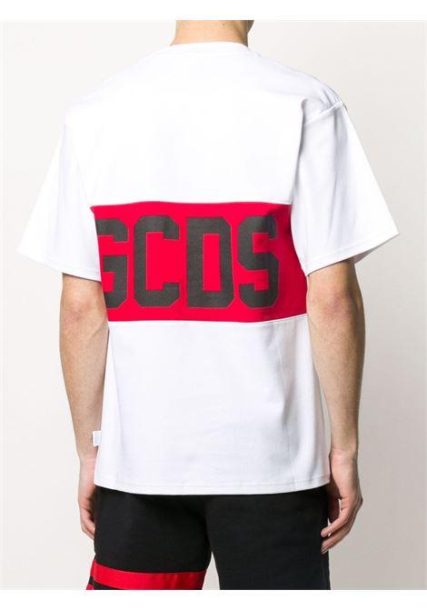 t-shirt bianca GCDS | T-shirt | CC94M02101401